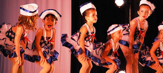 OC Dance Productions kids recital