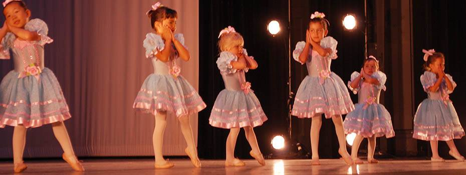 Kids dance recital orange county