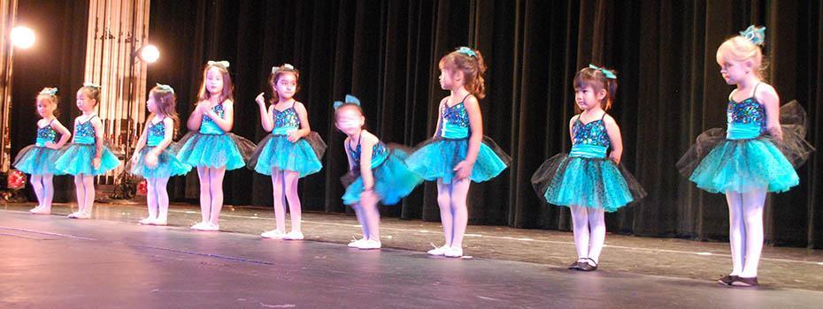 Kids dance recital in orange county