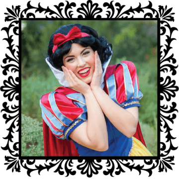 Snow White. OC Princess Parties
