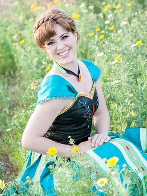 Anna - Ever After Princess Events, OC
