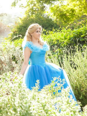 Invite beautiful princess Ella to your child's party. Kids parties in Orange County