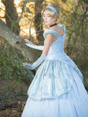 Glass slipper princess - OC princess parties and events