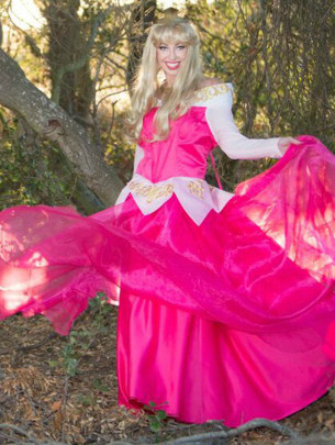 Sleeping Beauty - Kids party entertainment. Party and event services, LA