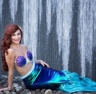 mermaid tail 6 shoulder back