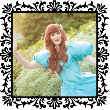 Mermaid Princess. OC Princess Parties
