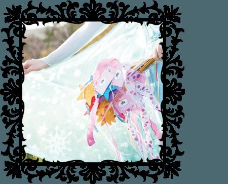 Elsa kindness wands
