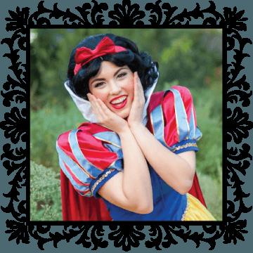 Snow White. OC Princess Parties