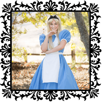 Alice in wonderland - Kids party entertainment. Party and event services