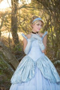 Glass slipper princess - OC princess parties and events. Kids party entertainment