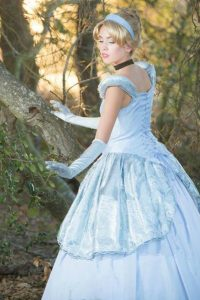 Glass slipper princess - OC princess parties and events