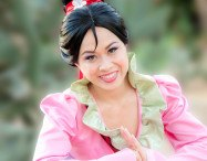 Mulan. Kids princess party entertainment in LA