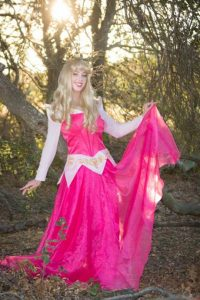 Sleeping Beauty - Kids party entertainment. Party and event services, Orange County