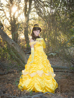 Princess Beauty - Kids party entertainment. Party and event services, OC