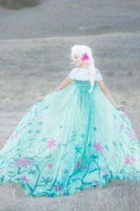 Spring Queen - Kids party entertainment. Parties and events, Orange County
