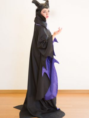 maleficient come hither