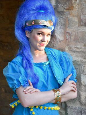 blue shine rylie 1