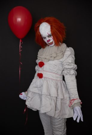 pennywise 4 balloon