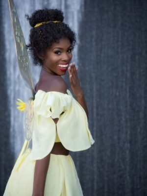 yellow fairy 1